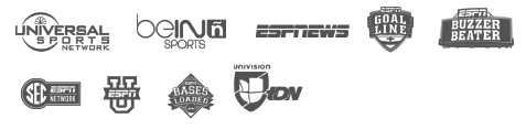 Sports Extra Sling TV Channels