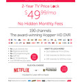 New 2-Year Price Lock Offer From DISH!