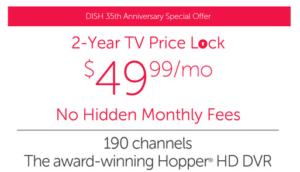49 Price Lock Ad