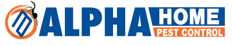 Alpha Home Pest Control Logo