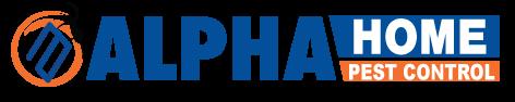 Alpha Home Pest Control Logo