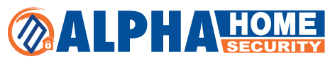 Alpha Home Security Logo