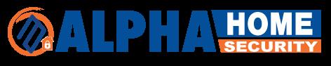 Alpha Home Security Logo